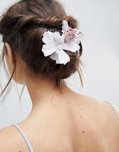 Заколка для волос с искусственным жемчугом ASOS DESIGN - Мульти