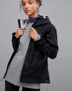 Черная куртка на молнии с капюшоном Patagonia Torrentshell - Черный