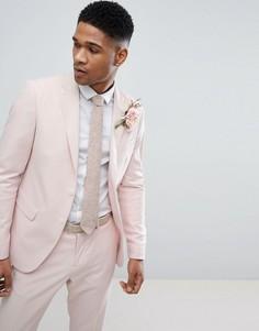 Светло-розовый пиджак Lindbergh Wedding - Розовый