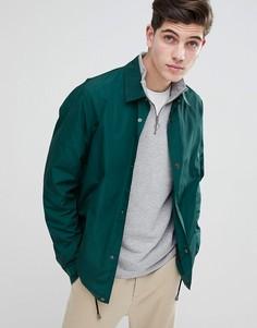 Зеленая спортивная куртка ASOS - Зеленый