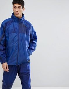 Темно-синяя спортивная куртка adidas Originals EQT CV8587 - Темно-синий