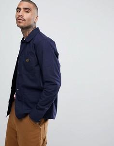 Куртка-рубашка Carhartt WIP Michigan - Темно-синий