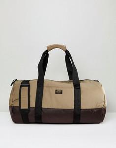 Зеленая сумка дафл в стиле милитари Carhartt WIP - Зеленый
