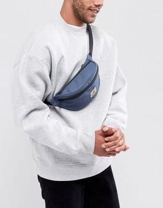 Темно-синяя сумка-кошелек на пояс Carhartt WIP - Темно-синий