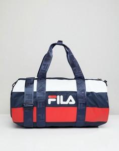 Темно-синяя сумка Fila Major - Темно-синий