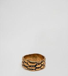 Кольцо DesignB эксклюзивно для ASOS - Золотой