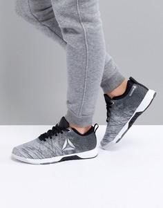 Серые кроссовки Reebok Training Grace - Серый