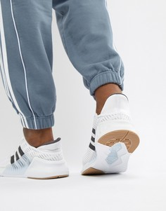 Белые кроссовки adidas Originals Climacool CQ3054 - Белый