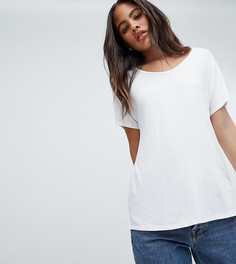 Белая футболка ASOS DESIGN Tall - Белый