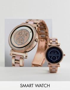 Смарт-часы Michael Kors Access MKT5041 Sofie - 42 мм - Золотой