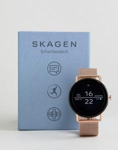 Смарт-часы Skagen Connected SKT5002 Falster - Золотой