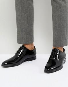 Лакированные туфли на шнуровке ALDO Collamato - Рыжий
