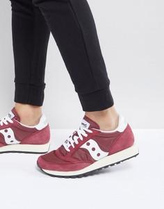 Красные кроссовки Saucony Jazz Original S70368-11 - Красный