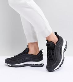 Чернык кроссовки Nike Air Max 97 - Черный
