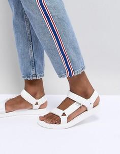 Белые сандалии Teva Original Universal - Белый