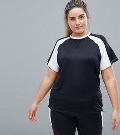 Oversize-футболка South Beach Plus - Мульти
