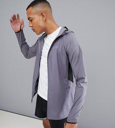 Куртка для бега ASOS 4505 TALL - Серый