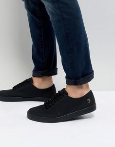 Черные кроссовки Farah Kiln - Черный