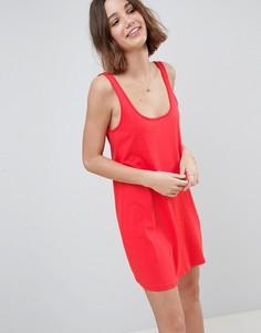 Платье-майка мини ASOS DESIGN ultimate - Красный