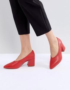 Туфли с острым носом Matt & Nat Sibyl - Красный