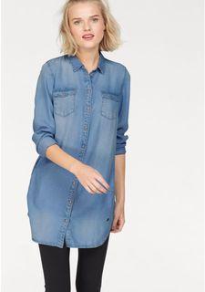 Джинсовая блузка AJC