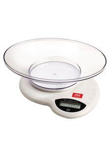 Электронные кухонные весы, 3 кг CALVE