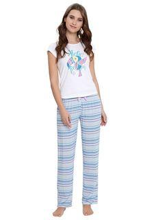 Комплект: фуфайка и брюки Infinity Lingerie