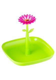 Ваза для фруктов Flower power VIGAR