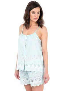 Пижама с шортами DESEO