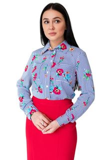 Рубашка ANASTASIA KOVALL