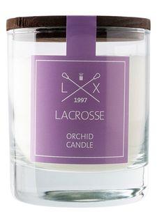 Свеча ароматическая в стекле «Орхидея» Ambientair