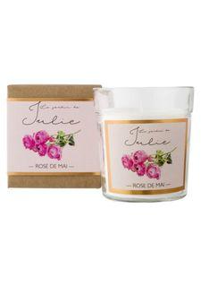 Свеча ароматическая «Майская роза» Ambientair
