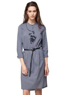 Платье-рубашка Vilatte
