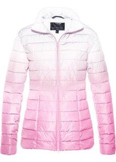 Куртка градиентной расцветки (нежно-розовый) Bonprix