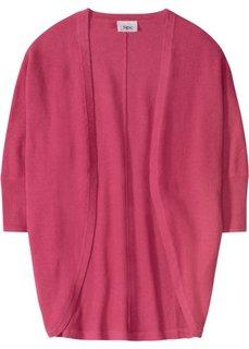 Кардиган (ярко-розовый гибискус) Bonprix