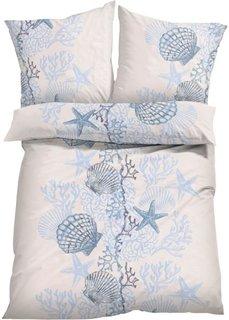 Постельное белье Морская звезда, ренфорс (нежно-голубой) Bonprix