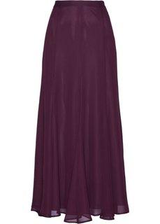 Шифоновая юбка (цвет бузины) Bonprix