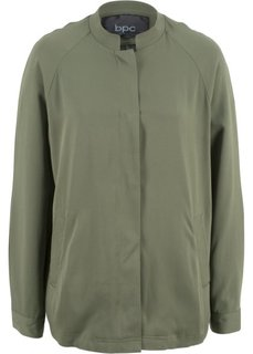 Куртка-блузон (оливковый) Bonprix