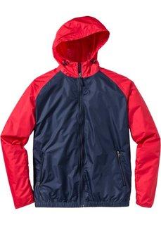 Куртка Regular Fit (темно-синий/красный) Bonprix