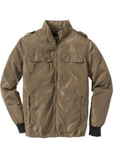 Куртка Regular Fit (зеленый хаки) Bonprix