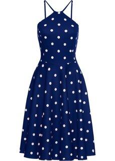 Летнее платье (синий/белый) Bonprix