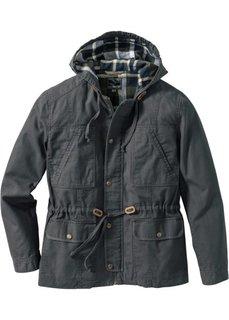 Куртка-парка Regular Fit (антрацитовый) Bonprix