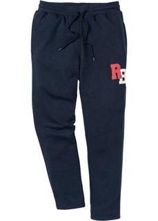 Спортивные брюки (темно-синий) Bonprix
