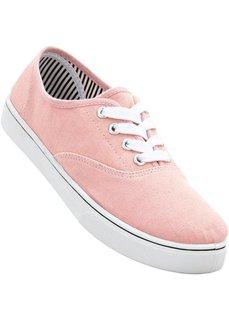 Кеды (лососево-розовый) Bonprix