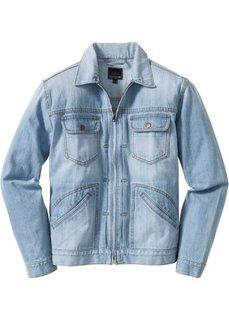 Джинсовая куртка Regular Fit (нежно-голубой) Bonprix