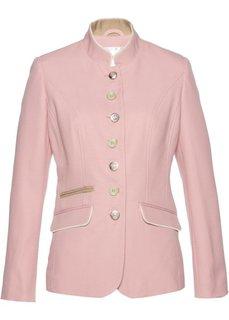 Пиджак (дымчато-розовый) Bonprix