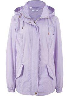 Куртка легкая с капюшоном (сиреневая фиалка) Bonprix