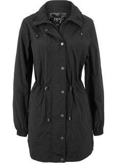 Куртка легкая (черный) Bonprix