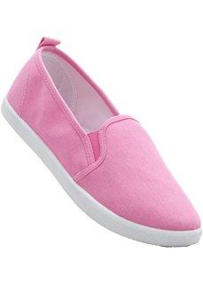 Кеды (розовый) Bonprix