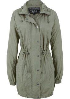 Куртка легкая (оливковый) Bonprix